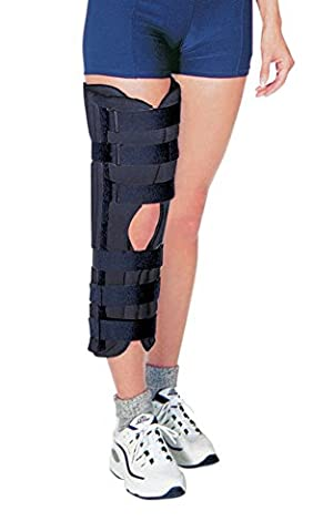 RCAI Knee Immobilizer, 12 inch (12 Inch Knee Immobilizer)