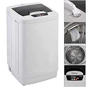 portable washing machine washer small automatic lbs spin kitchen dining. Black Bedroom Furniture Sets. Home Design Ideas