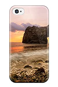 Jose Cruz Newton's Shop Hot 1483628K93624989 New Fashionable Cover Case Specially Made For Iphone 4/4s(beach)