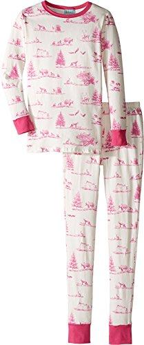 BedHead Kids Womens Long Sleeve Long Pants Tweens Set (Big Kids)