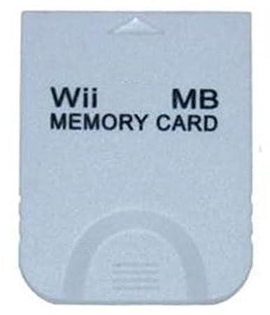 Tarjeta de memoria (32 MB para Wii/ Gamecube): Amazon.es ...
