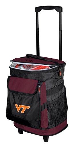 NCAA Virginia Tech Hokies Rolling Cooler