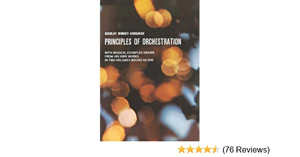 Principles Of Orchestration Free Download