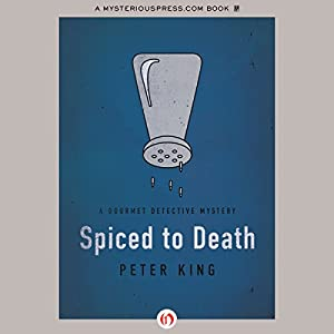 Spiced to Death Audiobook