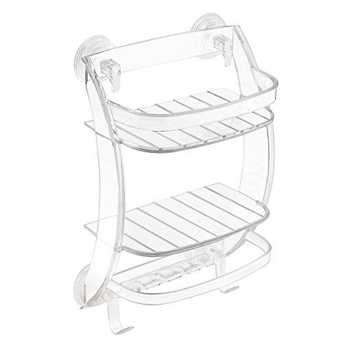 InterDesign Suction Bathroom Organizer Conditioner product image