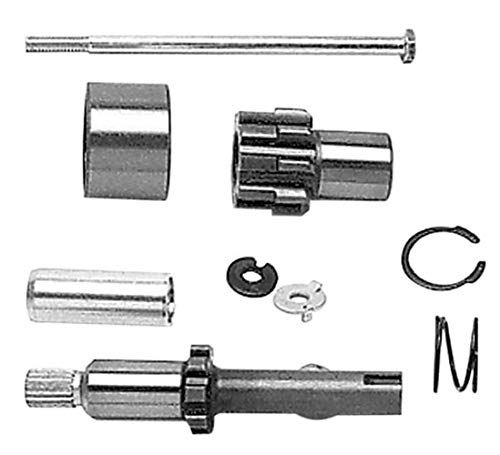 (Spyke Starter Jackshaft Assembly for Harley Big Twin 89-93)
