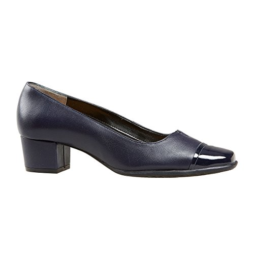 Shoes Van Courts Dal Womens Patent Midnight in Stevie zBB5vHwq