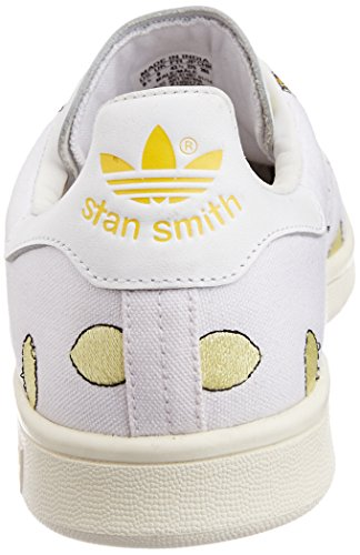 Stan Smith M - Blanc / Jaune - 42