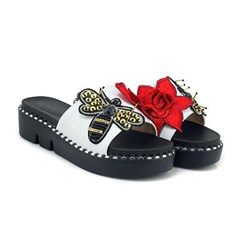 Pantoufles d Sandales Chaussons Sandales Chaussures v6axdn1q