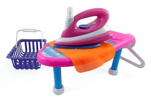 Ironing Board Laundry Playset Basket