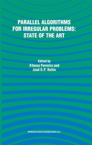 Download Parallel Algorithms for Irregular Problems: State of the Art Pdf