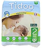 Tidoo 64 couches Taille 2 : Mini 3 6Kg