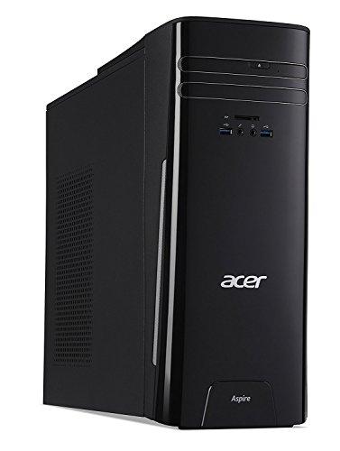 2018 Newest Acer Aspire High Performance Business Desktop - Intel Quad_Core i5-7400 Up to 3.5GHz, 8GB DDR4, 256GB SSD + 2TB HDD, DVDRW, Intel HD Graphics 630, 802.11ac, HDMI, USB 3.0, Windows 10