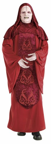 Emperor Star Wars Costume (Star Wars Emperor Palpatine Deluxe Adult Costume)