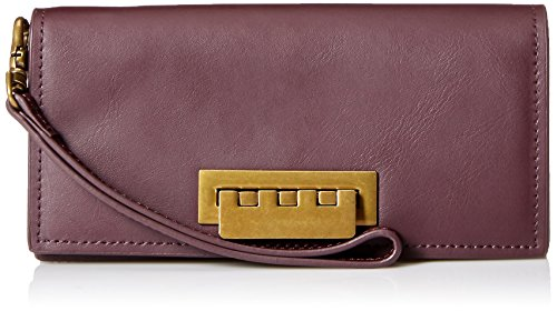 ZAC-Zac-Posen-Earthette-wallet-Merlot