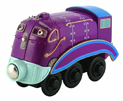 Chuggington Wooden Railway Speedy McAllister by TOMY