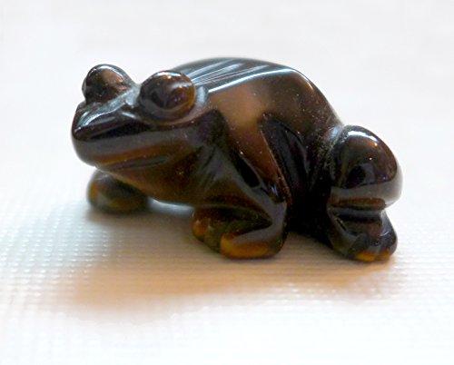 - Tiny Tiger's Eye Frog