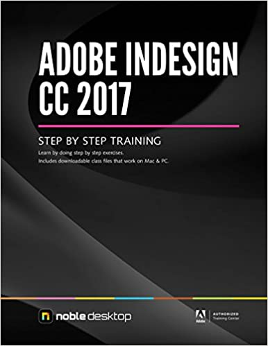 Step by Step Process Adobe InDesign CC