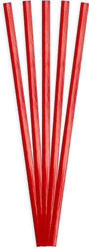 Poly Welder Pro Polyethylene Welding Strips - 5-feet (Red)
