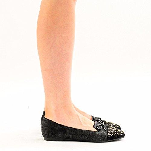SnobUK - Zapatos de tacón  mujer negro