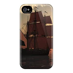 CaroleSignorile Cases Covers For Iphone 6 - Retailer Packaging Ship Sunset Protective Cases