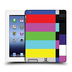 Head Case Designs Colour Bar Pop Trends Protective Snap-on Hard Back Case Cover for Apple iPad 3 iPad with Retina Display