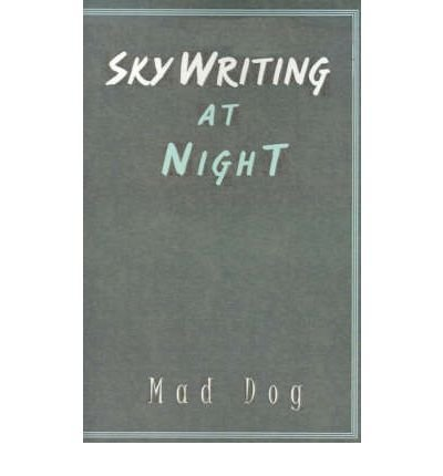 Skywriting at Night (Paperback) - Common pdf