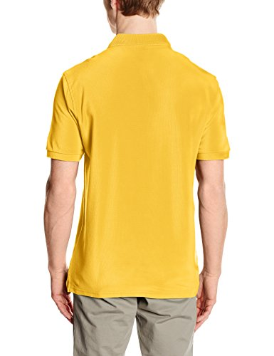 Fruit of the Loom SS035M, Polo para Hombre Amarillo (Sunflower Yellow)