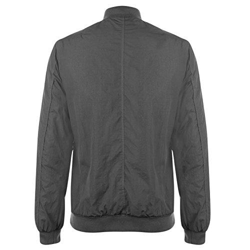 giacca giacca bomber Firetrap Grigio Giubbotto Uomo xnEwBUREHT
