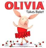 Olivia Takes Ballet, , 1442473940