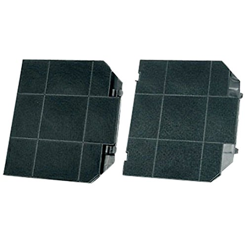 Spares2go Carbon Charcoal Filter For Aeg DI9611-M DI9993-M Cooker Hood Vent Extractor 2 Carbon Filters