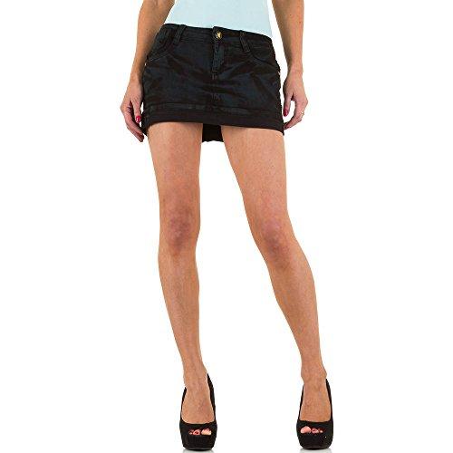 Used Look Jeans Mini Rock Für Damen , Schwarz In Gr. 36 bei Ital-Design