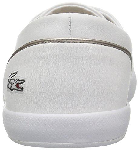 Lacoste Femmes Blanc Sneaker Lancelle 3 Mode Yeux 1 316 Spw rrd1qw
