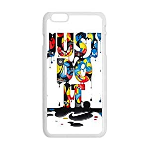 Cool Painting JUST DO IT Cell Phone Case for iphone 6
