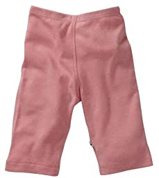 Babysoy Baby Girls\' Oh Soy Comfy Pants - Rose - 6-12 Months