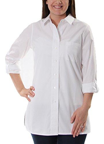 Martin Long Sleeve Denim Shirt (Long Sleeve Tunic Solid PPO
