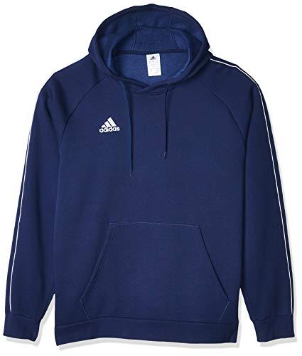 adidas Men's Core 18 Soccer Hoodie, Dark
