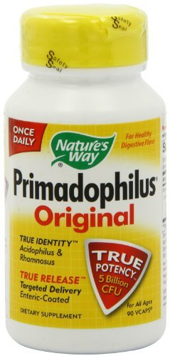(Nature's Way Primadophilus Original, 90 Vcaps)