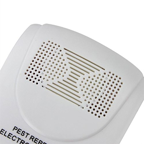 5PCS Stheanoo Pest Repeller Ultrasonic Electronic Multifunction Insect Repeller Indoor Anti Mosquito Mice Pest Control Bug Repeller by Stheanoo Zapper (Image #2)