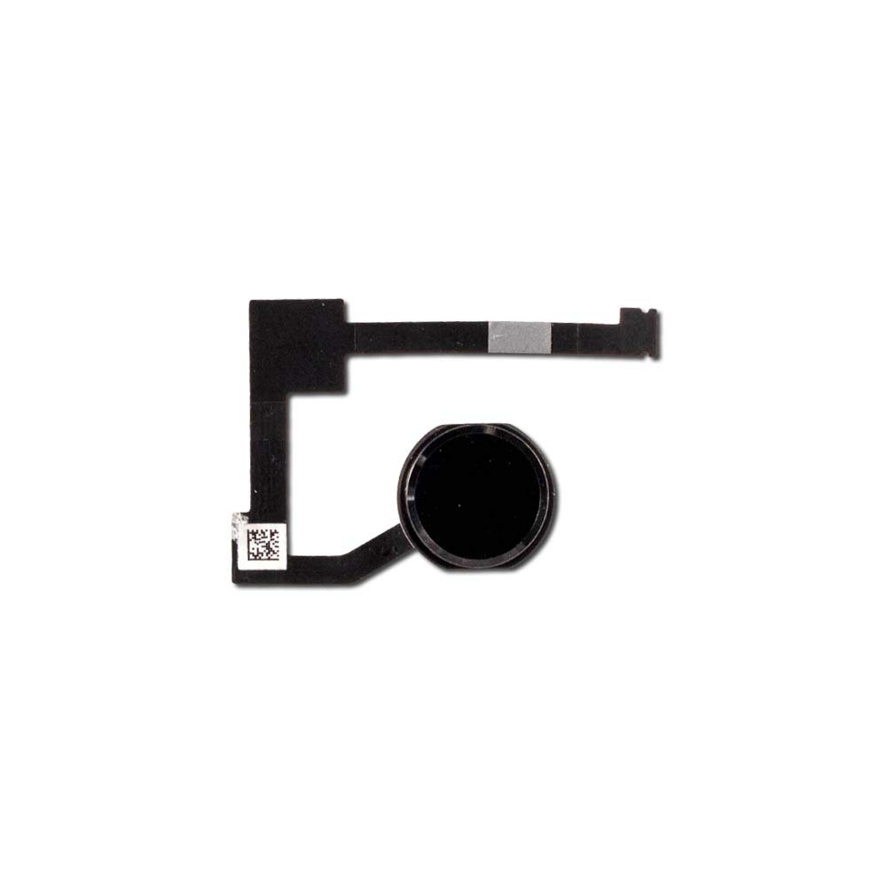 Home Button Flex Cable Ribbon Connector for Black Apple iPad Air 2, Mini 4, iPad Pro 12.9'' (2105), and iPad Pro 12.9'' (2017) A1566, A1567, A1538, A1550, A1584, A1652, A1670, A1671 by Group Vertical