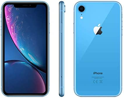 Apple iPhone XR 128 GB Azul (Reacondicionado): Amazon.es: Electrónica