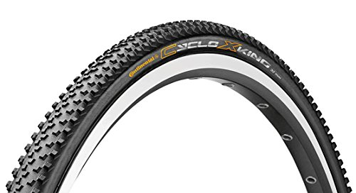 Continental Cyclo X-King Fold Race Sport Bike Tire, Black, 700cm x - Tire Bike Fold