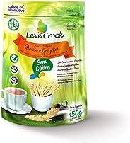 Bisc. Palitos Salgados Quinoa e Gergelim Leve Crock 150g