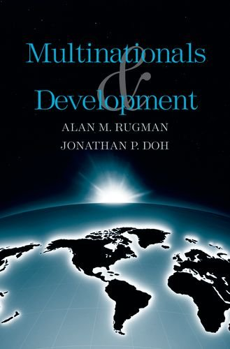 Jonathan Doh, PhD Publication