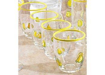 Artland Lemon DOF, Set/4, 12 OZ.