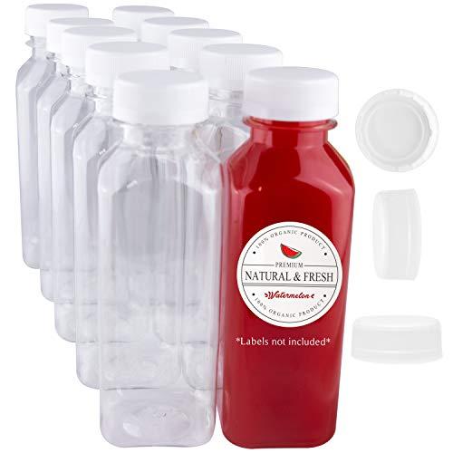 12 oz Empty Juice