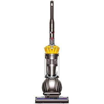 Dyson Ball Multifloor Upright Vacuum, Yellow (Certified Refurbished)