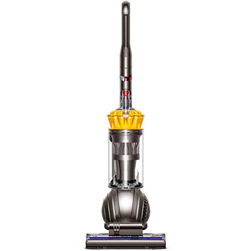 Dyson Ball Multifloor Upright Vacuum, Yellow (Renewed)