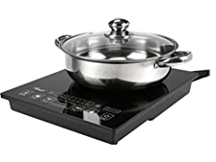 duction Cooker 1800