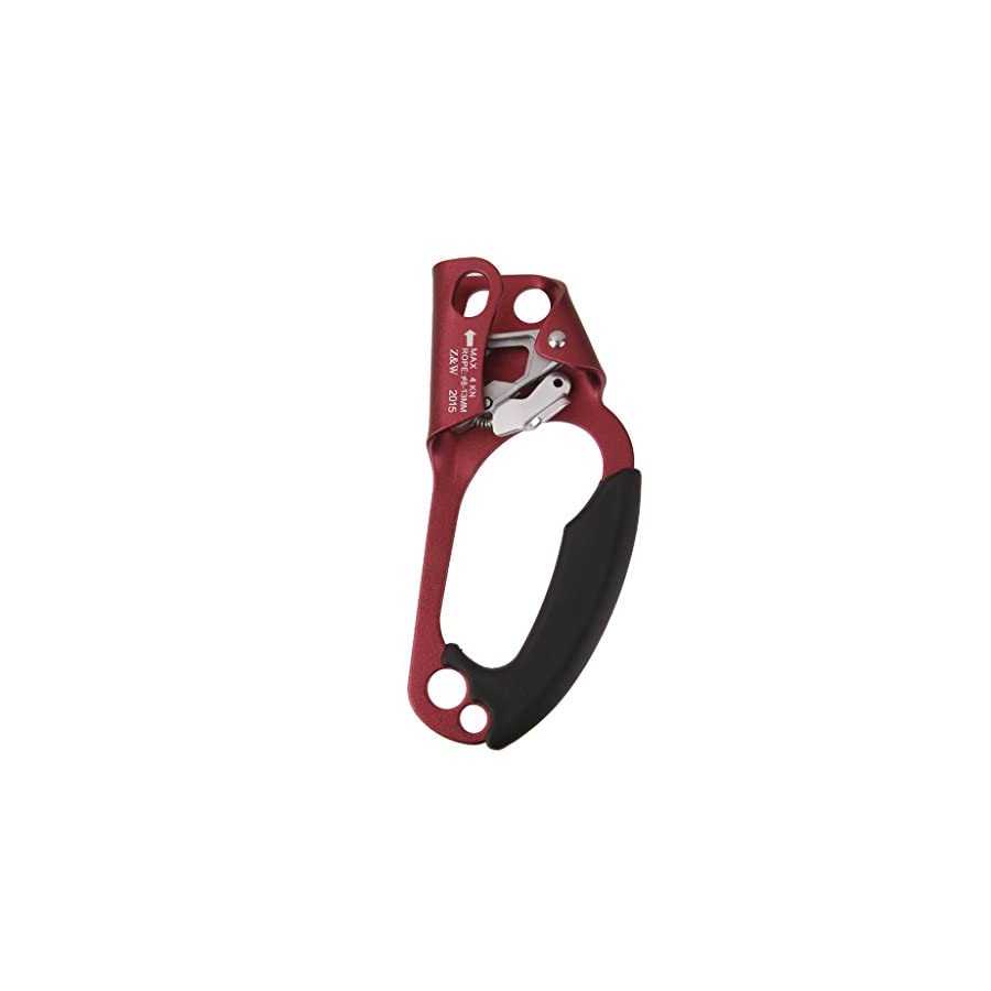 MagiDeal Climbing Equipment Right Hand Rope Ascender Riser for 8 13MM Rope